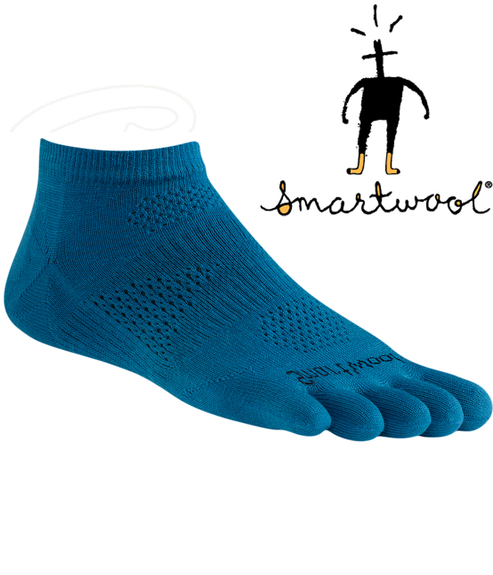 chaussettes smartwool m rinos 5 doigts run toe socks ultra light cushion. Black Bedroom Furniture Sets. Home Design Ideas