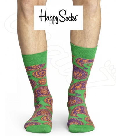 chaussettes happy socks marque design