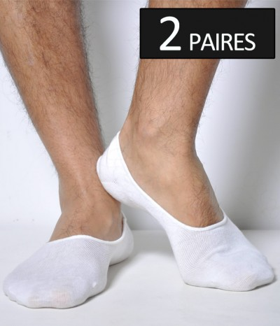 protege pied homme