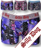 3 Boxers Homme Space