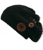 Beret Tricot et boutons Nelly Chillouts