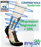 Mi-bas Compression Degressive Walk
