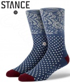 Chaussettes fines coton Stance Homme Galileo