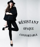Legging Qualit� Extra confort solidit�