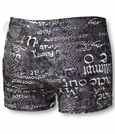 2 Boxers Homme Serpent