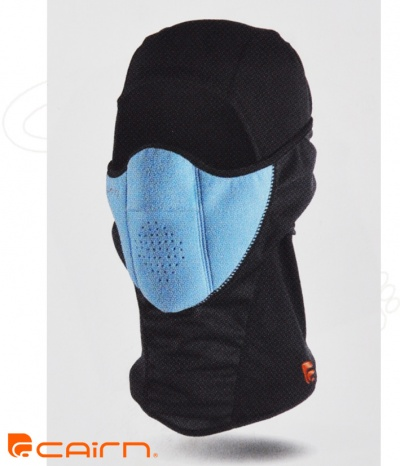 cagoule protection polaire cairn