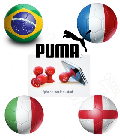 chaussette coupe Europe foot puma