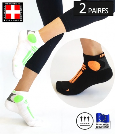 chaussettes marrathon coolmax