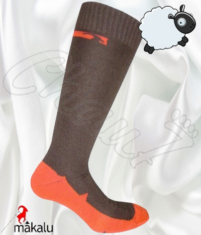 Chaussettes Outdoor double Anti