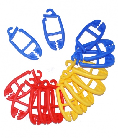 pince chaussette solitaires perdues