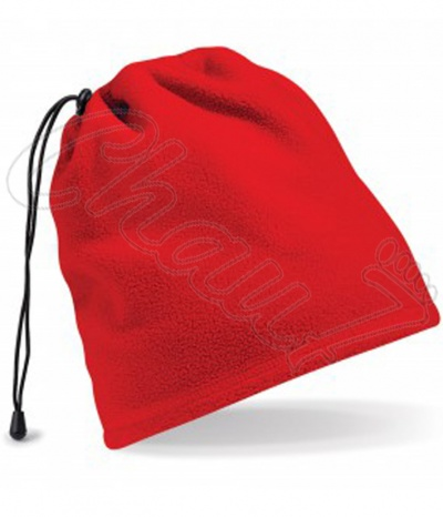 tour de cou snood polaire