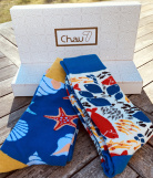 Chaussettes Collection Ocean 2 paires