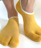 Chaussettes Tabi Tong courte