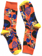 Chaussettes Collection Tigre 1 paire