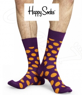 chaussettes happy socks poid