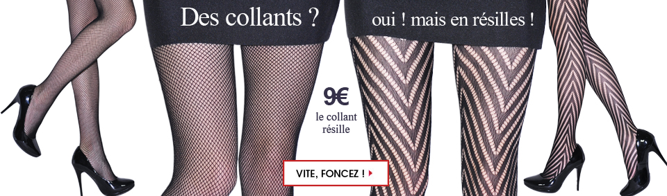 collant resilles